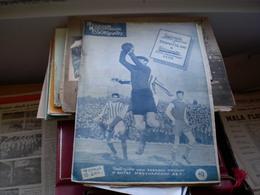 Nedeljni Ilustrovani Sport Footbal Belo Kasari, Rudi Hiden  Atletics - Langues Scandinaves