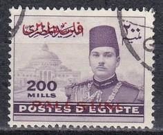 PS005 – PALESTINE – EGYPTIAN OCCUPATION – 1948 – MI 19 USED 20 € - Palestine