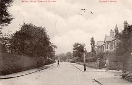 CPA Royaume Uni Angleterre Cheadle Hulme Albert Road - Sonstige