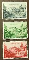 Werbemarke Cinderella Poster Stamp  Philatelistentag Nürnberg 1921  #483 - Vignetten (Erinnophilie)