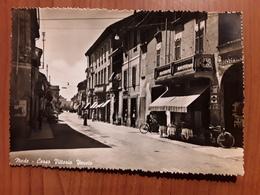 1954 - Mede (Pavia) -Corso Vittorio Veneto - TASSATA - - 1946-60: Marcophilie