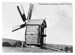 Postcard | Windmill | Yekaterinoslav Governorate | Ukraine - Moulins à Vent