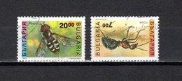 Bulgaria   1992.-  Y&T  Nº   3461/3462 - Gebraucht