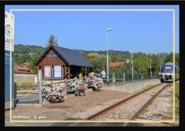 14  BLONVILLE  Sur  MER  ... La  Gare - France