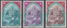 Comores (Archipel Des) - N° 60 à 62 (YT) N° 60 à 62 (AM) Oblitérés De Moroni RP. - Isole Comore (1950-1975)