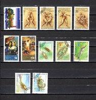 Bulgaria   1996.-  Y&T  Nº   3672-3674/77-3679/80-3683/87 - Gebraucht