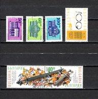 Bulgaria   1996.-  Y&T  Nº   3691/93-3694-3695/96 - Gebraucht