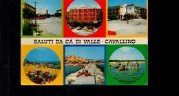 923 Saluti Da Ca' Di Valle-cavallino Totino - Altre Città