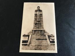 Monument De La HAUTE CHEVAUCHÉE (Cote 285) élevé à La Mémoire Des Héros De L'Argonne - Monuments Aux Morts
