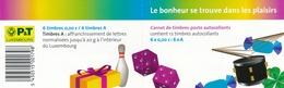 "Luxemburgo 2008  Yvert Tellier Nº  1749 C. ** ""Felicidad"" / Carnet - Nuevos"