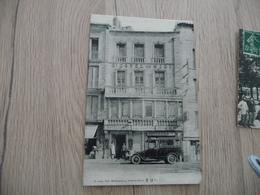 Carte Format CPA 30 Gard Le Vigan Pub Hôtel Du Midi - Le Vigan