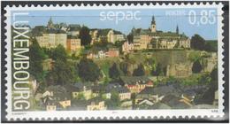 Luxemburgo 2011  Yvert Tellier Nº  1862 ** Sepac 2011 - Nuevos