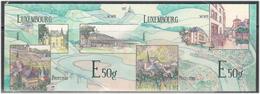 Luxemburgo 2013  Yvert Tellier Nº  1925/26 ** Turismo :Valle Del Moselle (2v) - Nuevos
