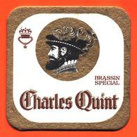 Sous Bock - Coaster Bière Charles Quint Bière Brasserie à Boortmeerbeek Belgique - Sotto-boccale
