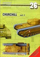 Churchill Volume I (Gunpower 26) - English