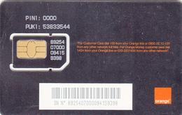 KENYA - ORANGE  ,Hello Mobile, GSM Card , Mint - Kenya