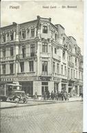 ROUMANIE - PLOESTI - Hôtel Carol - Rumänien