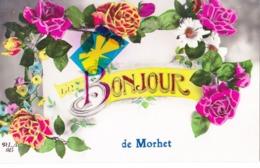 Un Bonjour De MORHET - Vaux-sur-Sûre