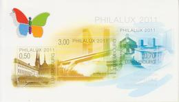 Luxemburgo 2010  ** / MNH - Yvert Tellier   Hojas Bloque 24 Philalux 2011 - Blocks & Sheetlets & Panes