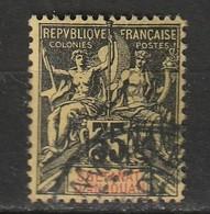Anjouan N° 17 - Anjouan (1892-1912)
