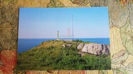 Romania Vs. Ukraine. Zmeinyi Island, Also Known As Serpent Island, Black Sea Near The Danube Delta. Modern Postcard - Oekraïne