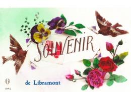 Souvenirs De LIBRAMONT - Vaux-sur-Sûre