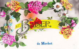 Un BAISER De MORHET - Vaux-sur-Sûre