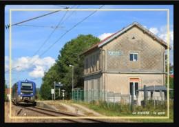 25  La  RIVIERE  ....  La  Gare - Francia
