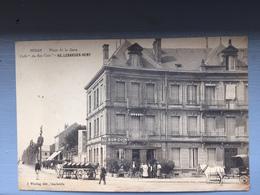 "SEDAN-Place De La Gare-Café ""au Bon Coin"" - Sedan"