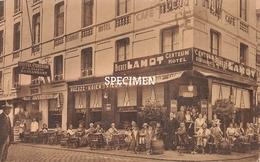 Centrum Hotel  A. Claeys - Blankenberghe - Blankenberge - Blankenberge