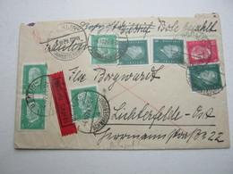 1929 , Berlin , Rohrpostbrief - Deutschland
