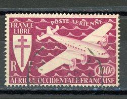 A0F - POSTE AERIENNE  - N° Yvert 3 Obli. - Usati