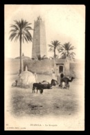 ALGERIE - SAHARA - OUARGLA - LA MOSQUEE - EDITEUR GEISER - Ouargla