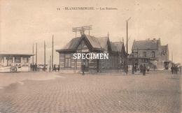 55 Ls Stations - Blankenberghe - Blankenberge - Blankenberge
