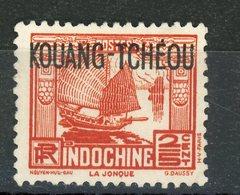 KOUANG-TCHEOU (RF) - DIVERS - N° Yvert 140 (*) - Unused Stamps