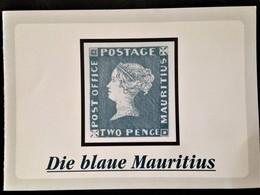 """Die Blaue Mauritius"", Sheetlet, Replik - Autres"
