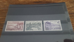 LOT 486339 TIMBRE DE FRANCE NEUF** LUXE N°1192 A 1194 - France