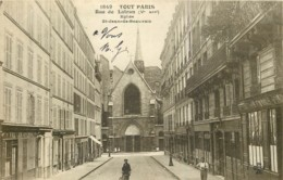 75005 - TOUT PARIS - Rue De Latran - Eglise St Jean De Beauvais - Attention Etat ! - Distrito: 05