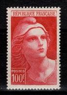 YV 733 N** Marianne De Gandon Cote 16 Euros - France