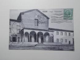 Carte Postale - ITALIE - Fucecchio - Poggio Salamartano (3874) - Firenze (Florence)