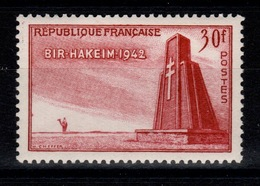 YV 925 N** Bir Hakeim Cote 4,50 Euros - France