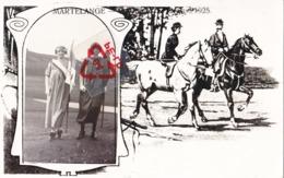 MARTELANGE - Cavalcade Du 22 Mars 1925 - Photocarte De La Manifestation - Martelange