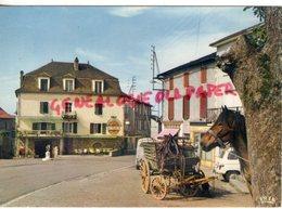 46 - SOUSCEYRAC - HOTEL L' AUBERGE PRUNET -PATISSERIE- BOULANGERIE     QUERCY  LOT - Sousceyrac