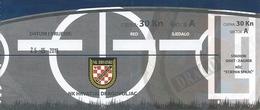 Sport Ticket UL000789 - Football (Soccer Calcio) Hrvatski Dragovoljac Vs Osijek 2019-05-25 - Tickets D'entrée