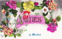 AMITIES De MORHET - Carte Colorée - Vaux-sur-Sûre