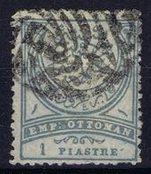 Ottoman Stamps With European Cancel: BELAD PS 1301 Isf.117 - Gebruikt