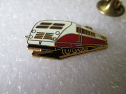 PIN'S   TRAIN  SNCF  TGV   Email Grand Feu - TGV