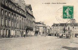 Caen - Place Saint Sauveur - Caen