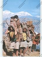 NEPAL - Sherpas Around Annapurma - Nepal