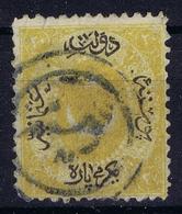 Ottoman Stamps With European Cancel: SARAJEVO (4)  BOSNIA  Has A Thin - Gebruikt